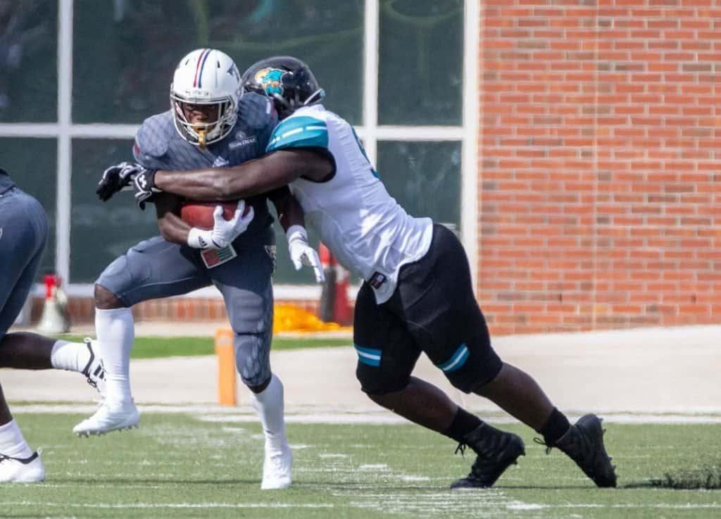 Tarron Jackson, EDGE, Coastal Carolina - NFL Draft Player Profile