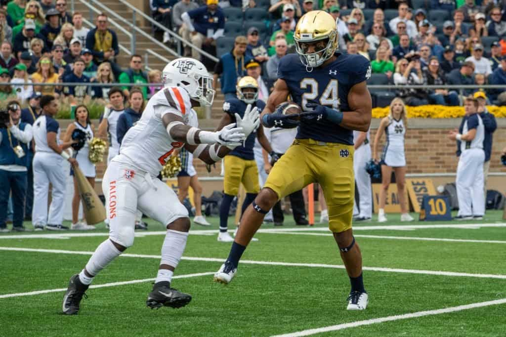 Tommy Tremble, TE, Notre Dame - NFL Draft Player Profile