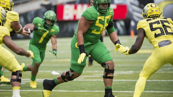Top 9 offensive tackles in the 2021 NFL Draft?