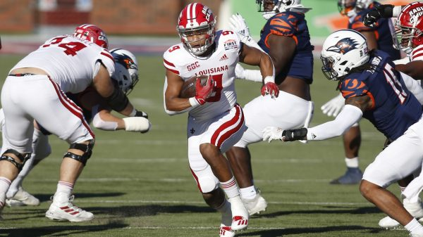 Trey Ragas, RB, Louisiana - NFL Draft Player Profile