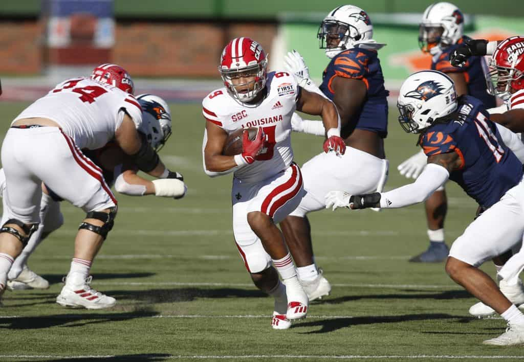 Trey Ragas, RB, Louisiana - NFL Draft Player Profile
