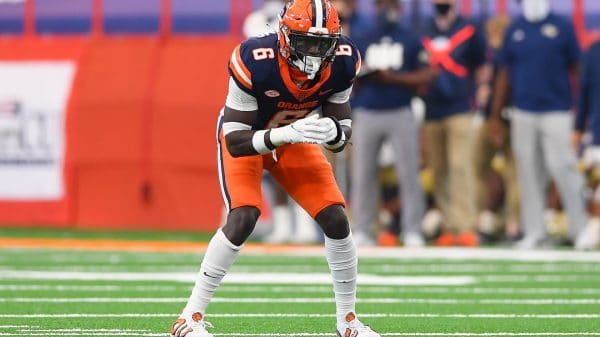 Trill Williams, CB, Syracuse - NFL Draft Player Profile
