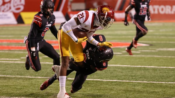 Tyler Vaughns, Wide Receiver, USC - NFL Draft Player Profile