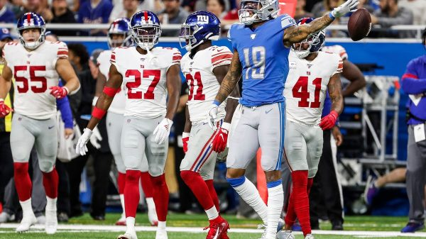 The New York Giants made a splash with two big free agency signings
