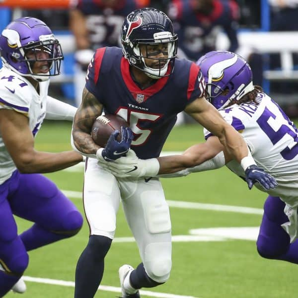 Will Fuller Landing Spots: Potential suitors for Texans WR