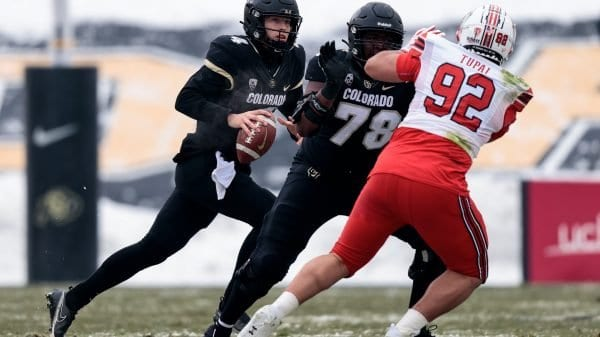 Will Sherman, Offensive Tackle, Colorado - NFL Draft Player Profile