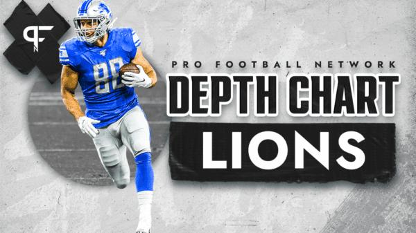 Detroit Lions Depth Chart: Jared Goff replacing Matthew Stafford in 2021