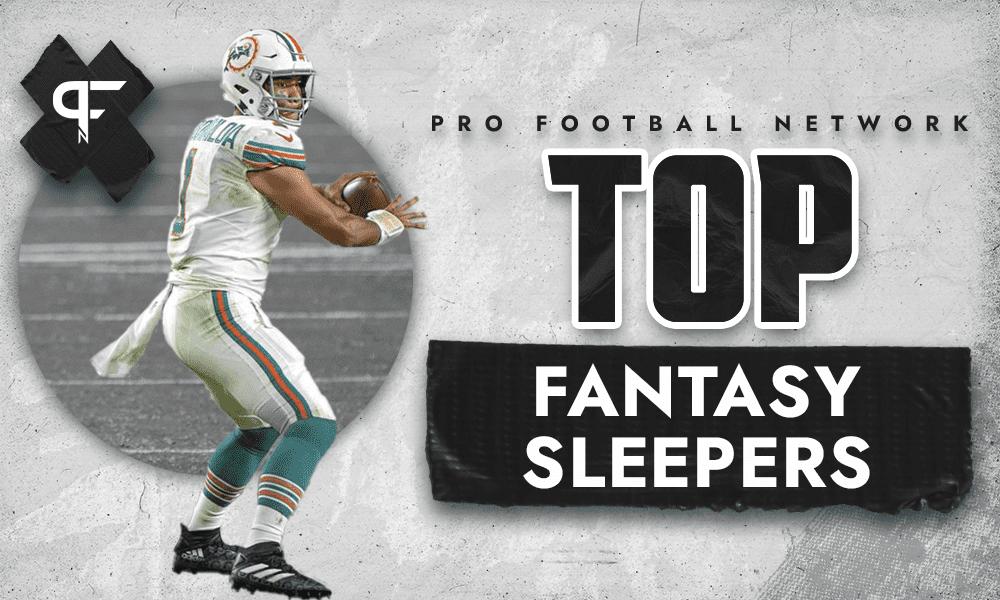 Predicting fantasy football sleepers for the 2021 NFL season