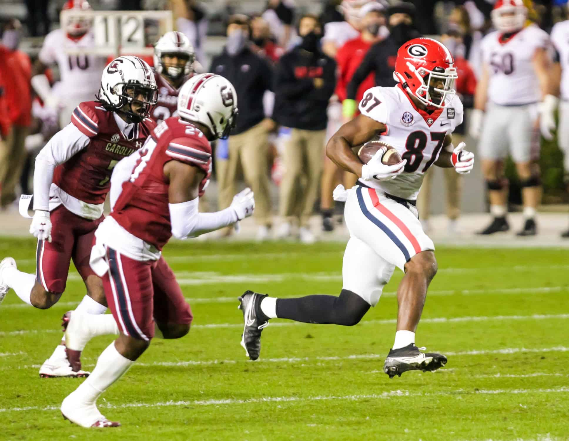 2021 NFL Draft: Five potential late-rising prospects