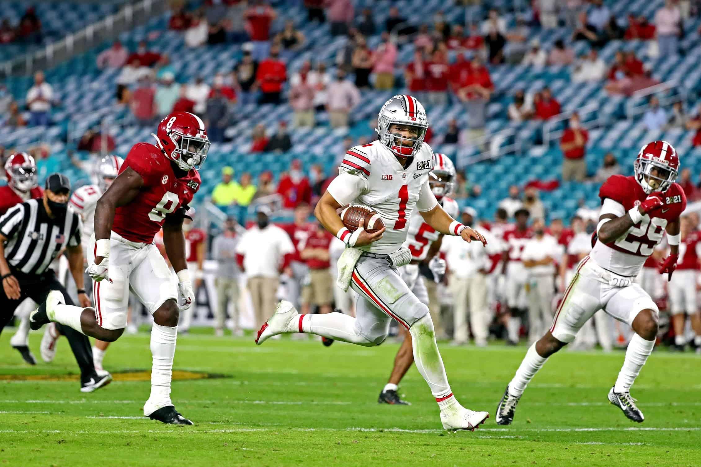 Cummings 3-Round 2021 NFL Mock Draft