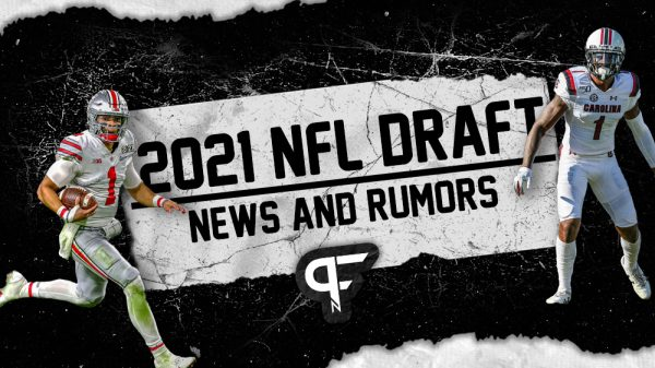 2021 NFL Draft Rumors and Buzz for Draft Week