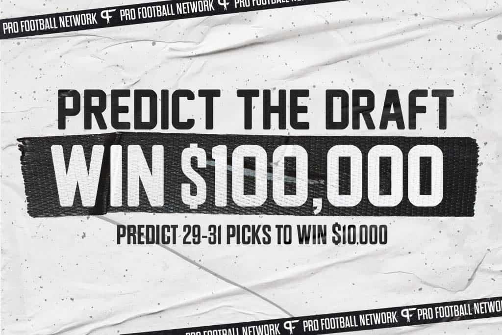 NFL Draft Contest: PFN's 2021 Predict the Pick Contest