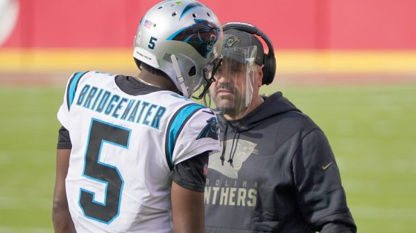 Carolina Panthers Depth Chart: What will Matt Rhule do at QB?