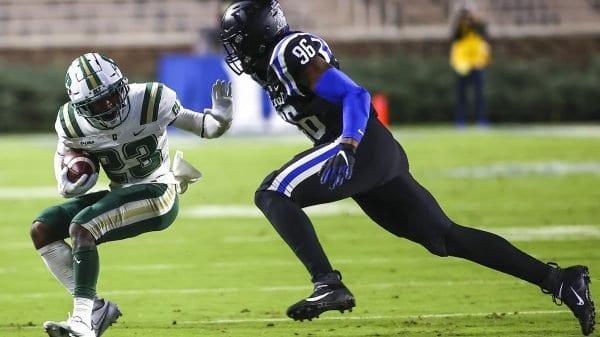 Chris Rumph II, EDGE, Duke - NFL Draft Player Profile