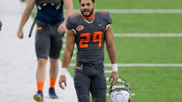 Christian Uphoff, S, Illinois State - NFL Draft Player Profile