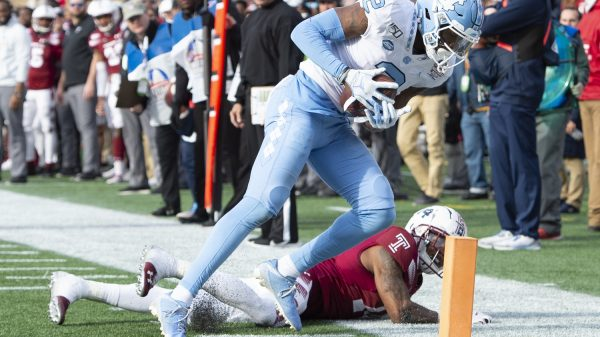 Dyami Brown Draft Projection: 5 fantasy landing spots for the UNC WR