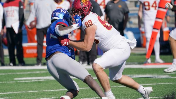 Dylan Soehner, TE, Iowa State - NFL Draft Player Profile