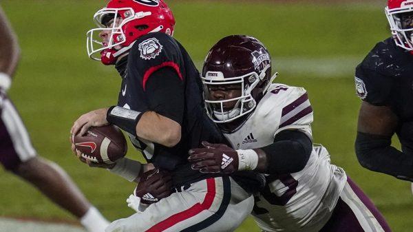 Erroll Thompson, LB, Mississippi State - NFL Draft Player Profile