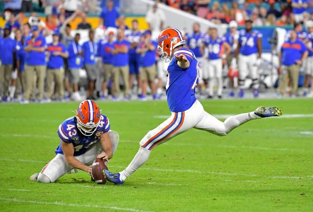 Evan McPherson, K, Florida - NFL Draft Player Profile