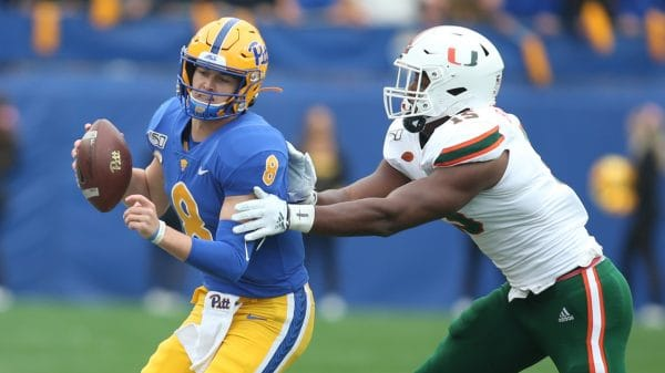 Gregory Rousseau Draft Projection: 5 landing spots for the Miami EDGE