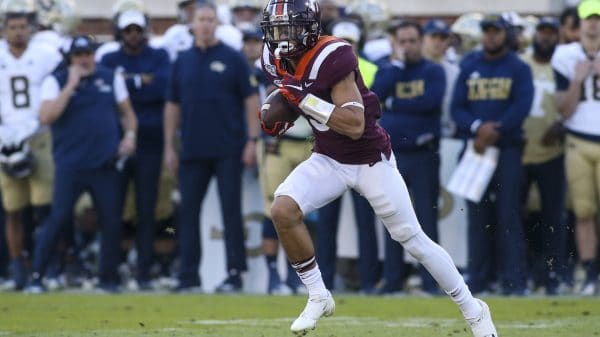 How far could Caleb Farley slip in the 2021 NFL Draft?