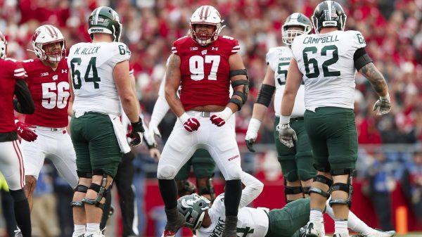 Isaiahh Loudermilk, Defensive Lineman, Wisconsin - NFL Draft Player Profile
