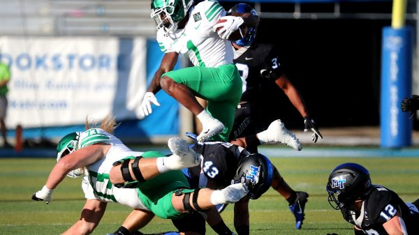 Jaelon Darden, WR, North Texas - NFL Draft Player Profile