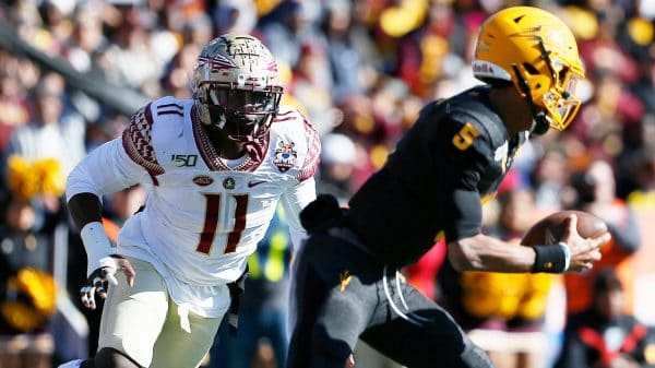 Janarius Robinson, EDGE, Florida State - NFL Draft Player Profile