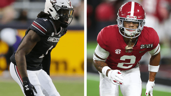 Jaycee Horn vs. Patrick Surtain II: Which CB will be drafted first in 2021 NFL Draft?