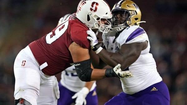 Josiah Bronson, DT, Washington - NFL Draft Player Profile