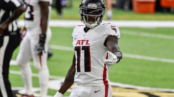 Julio Jones Rumors: Will he get traded during the 2021 NFL Draft?