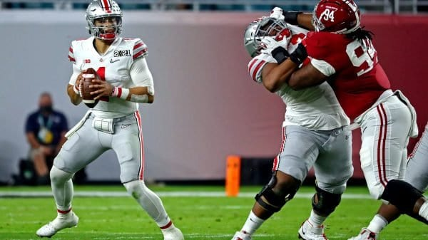 Justin Fields Draft Projection: 5 landing spots for the Ohio State QB
