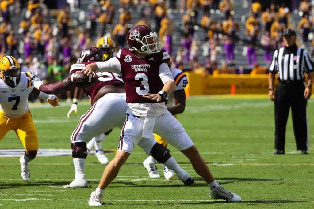 K.J. Costello, QB, Mississippi State - NFL Draft Player Profile