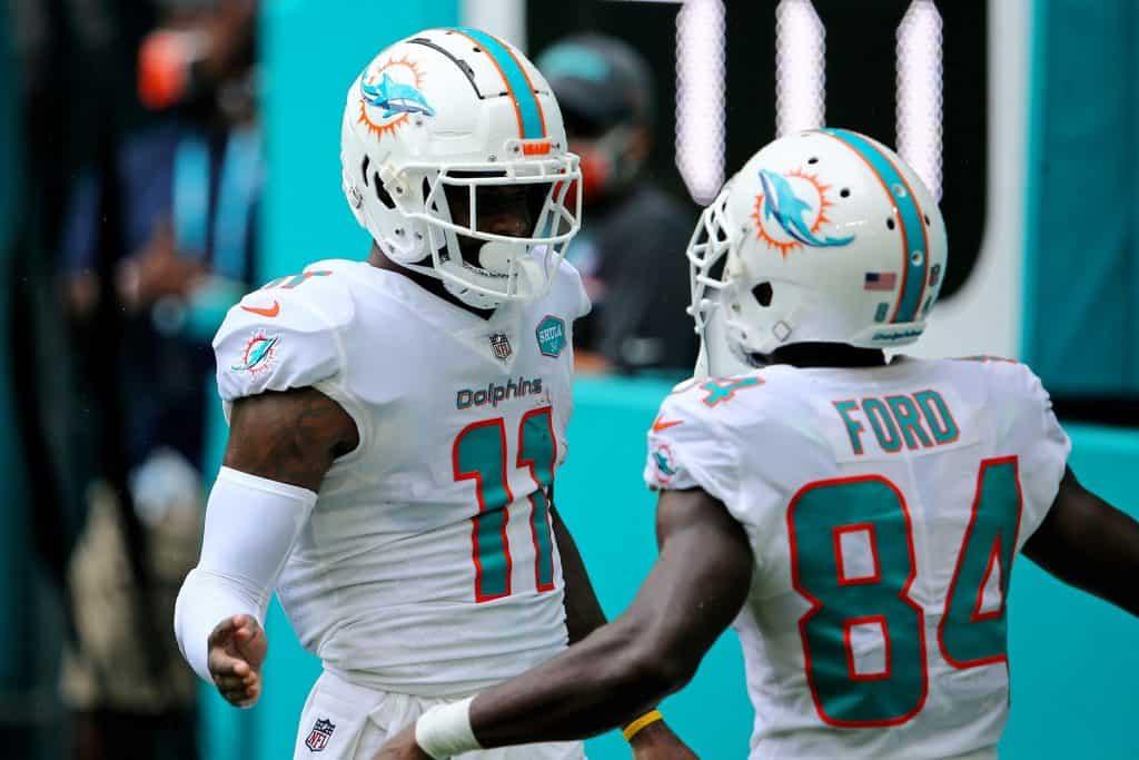 Miami Dolphins needs continue to circle around pass catchers