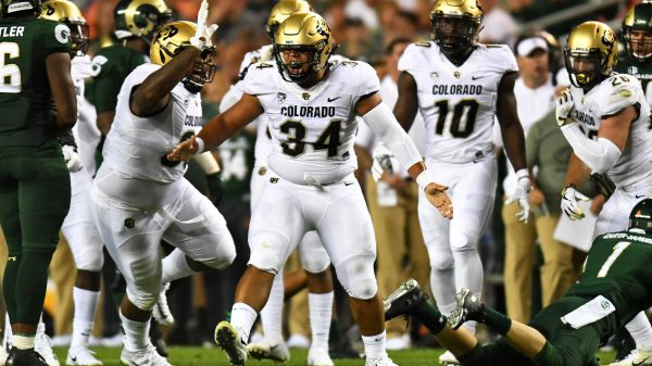 Mustafa Johnson, DL, Colorado - NFL Draft Player Profile