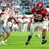 Najee Harris Draft Projection: 5 landing spots for the Alabama RB