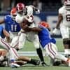 Najee Harris a perfect fit for the Pittsburgh Steelers at 24 overall