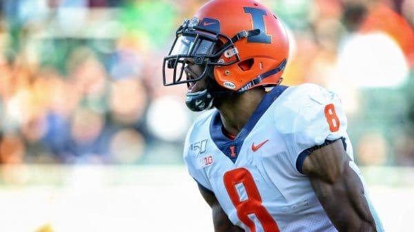 Nate Hobbs, CB, Illinois - NFL Draft Player Profile