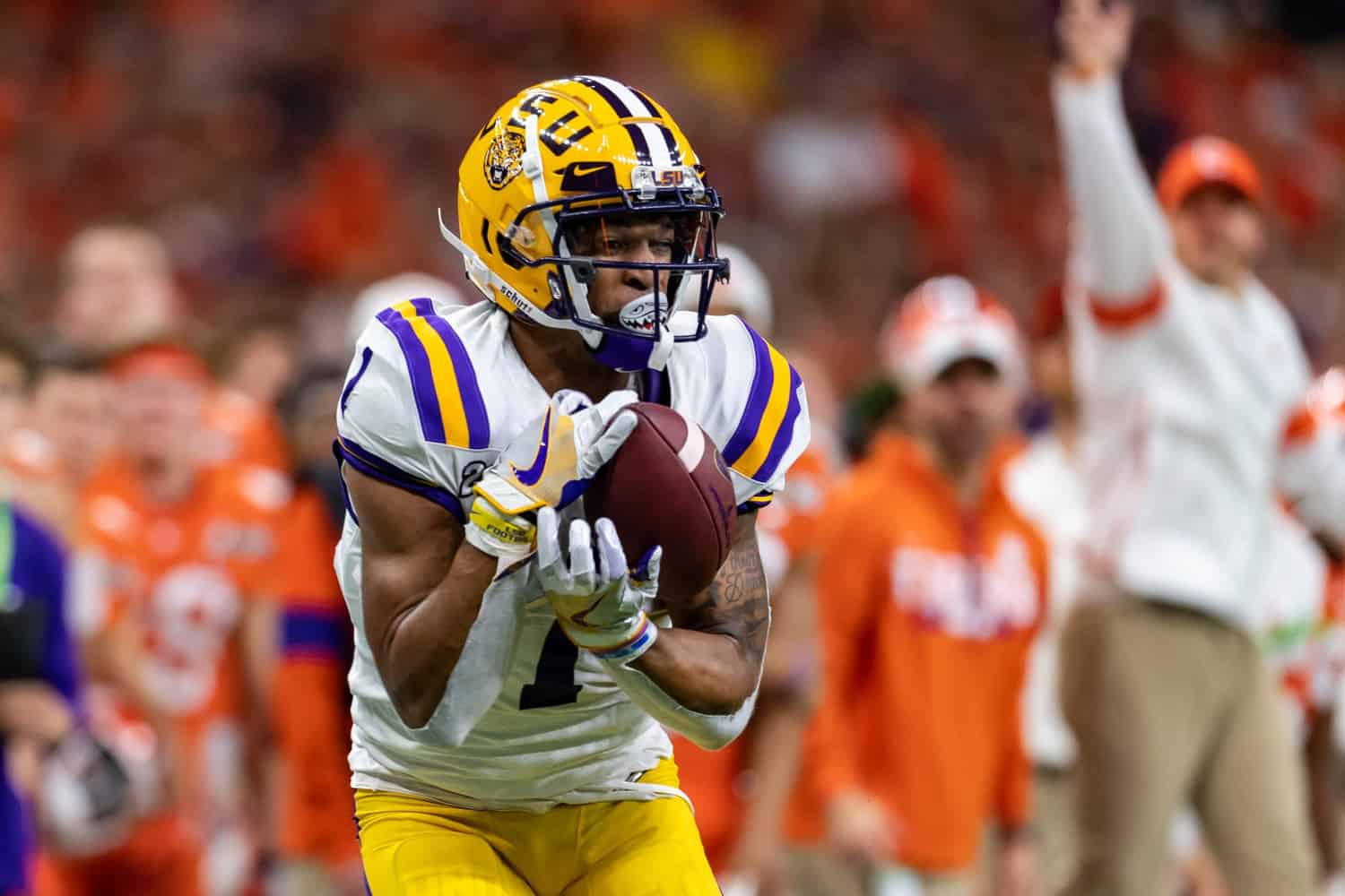 NFL Rumors & Draft News: Ja'Marr Chase's potential, teams moving up for QBs, and more