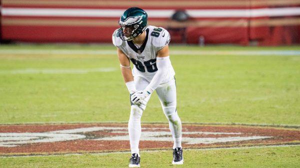 NFL Rumors: Zach Ertz a favorite to land with Jacksonville Jaguars?