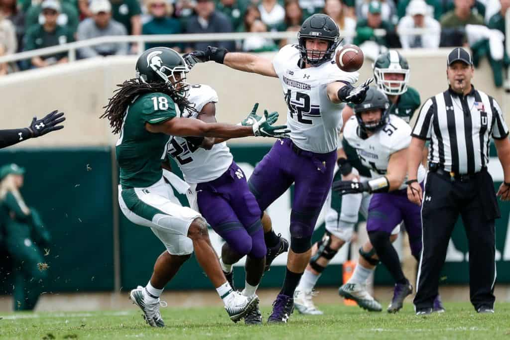 Paddy Fisher, LB, Northwestern - NFL Draft Player Profile