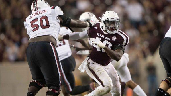 Sadarius Hutcherson, OG, South Carolina - NFL Draft Player Profile