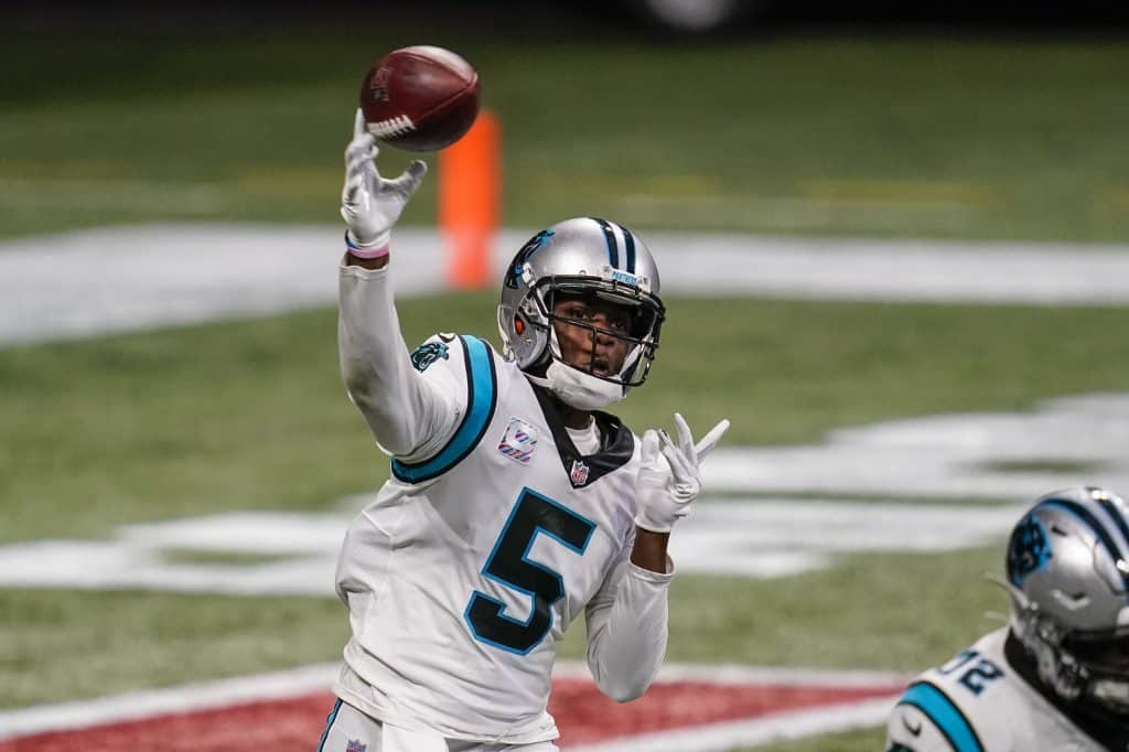Teddy Bridgewater's trade value for the Carolina Panthers