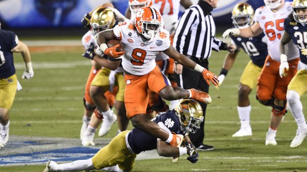 Travis Etienne Draft Projection: 5 landing spots for the Clemson RB