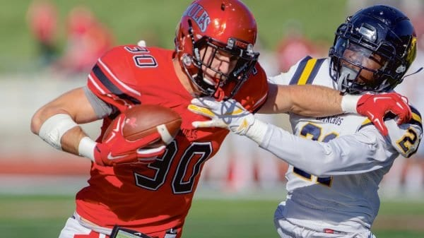 Zach Davidson, TE, Central Missouri - NFL Draft Player Profile