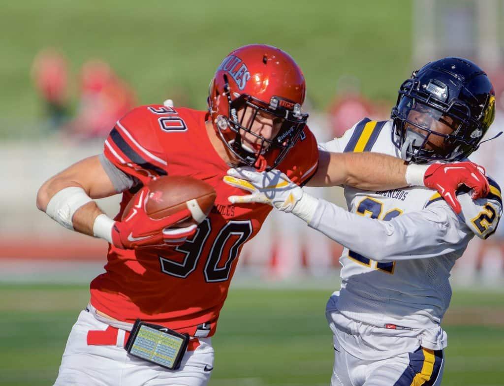 Zach Davidson, TE, Central Missouri - NFL Draft Player Profile