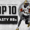 Top Dynasty RB Rankings for the 2021 NFL season