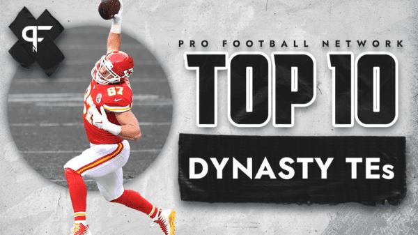 Top Dynasty TE Rankings for the 2021 NFL season
