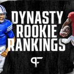 2021 Dynasty Fantasy Football Rookie Rankings