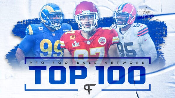 NFL Top 100 for 2021: Pro Football Network's NFL player rankings